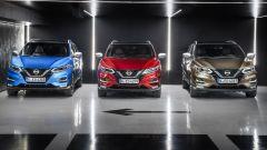 Nissan Qashqai 2019: altre novità nella gamma motori - Immagine: 5