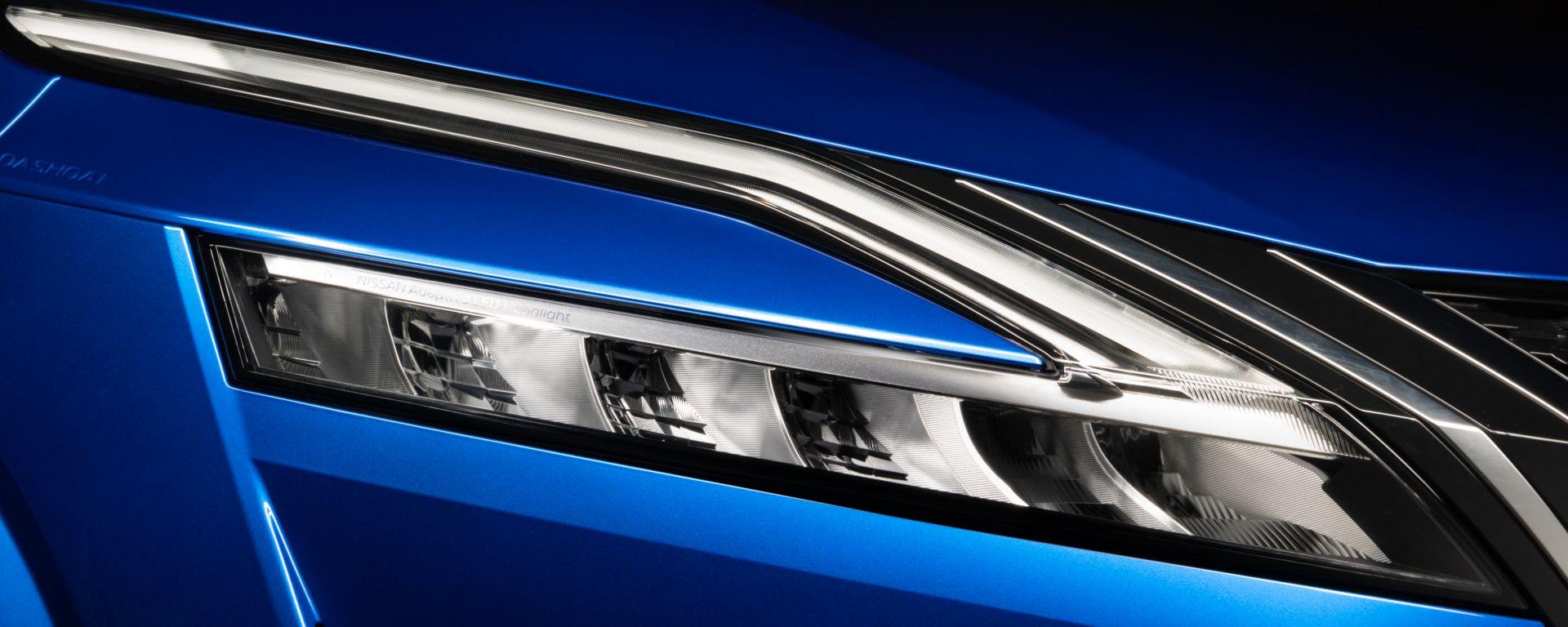 Nissan Qashqai 2021, appuntamento online il 18 febbraio