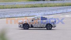 Nissan Qashqai 2021, vista laterale