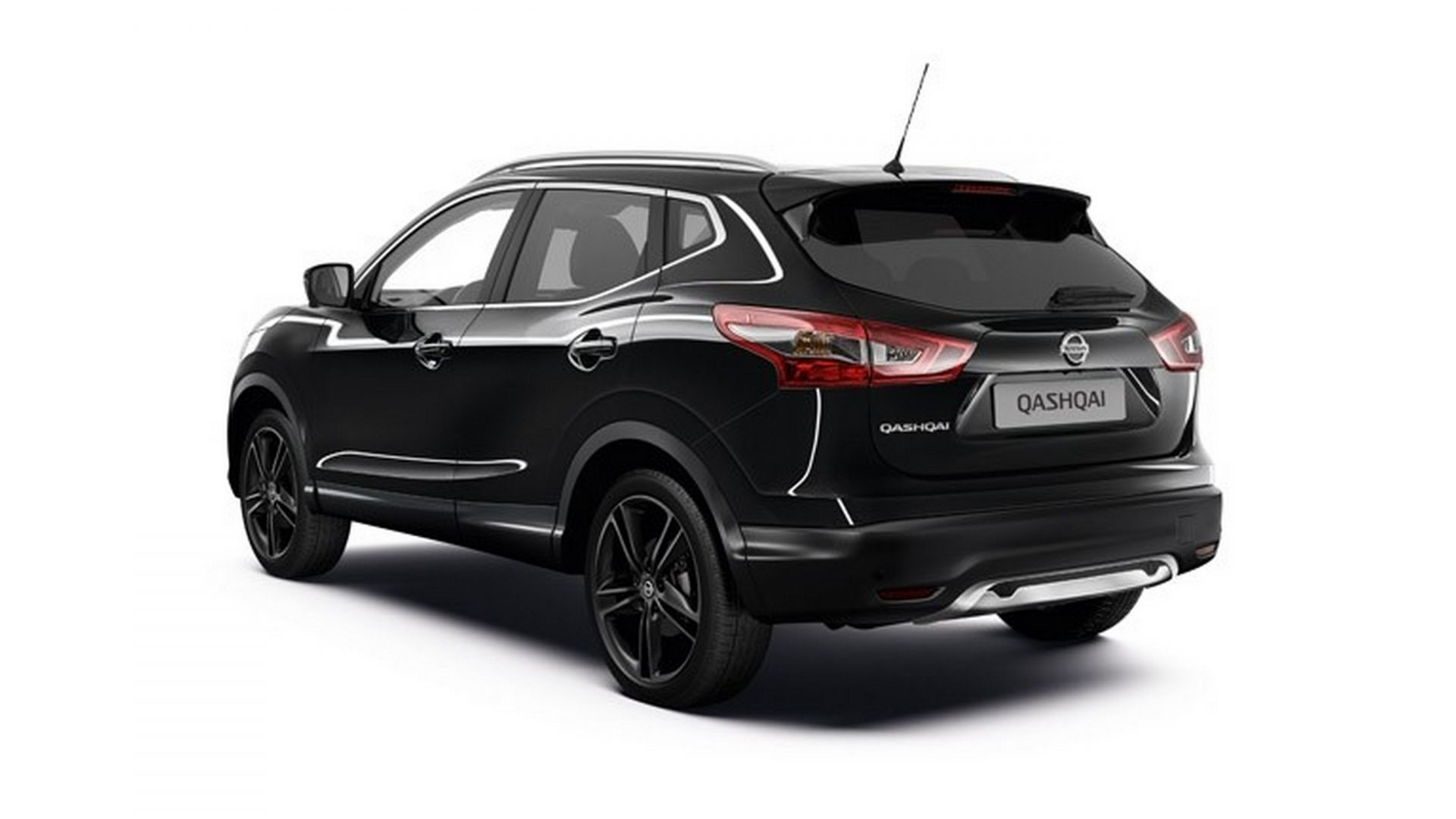 Edizioni Limitate Nissan Qashqai Black Edition Motorbox