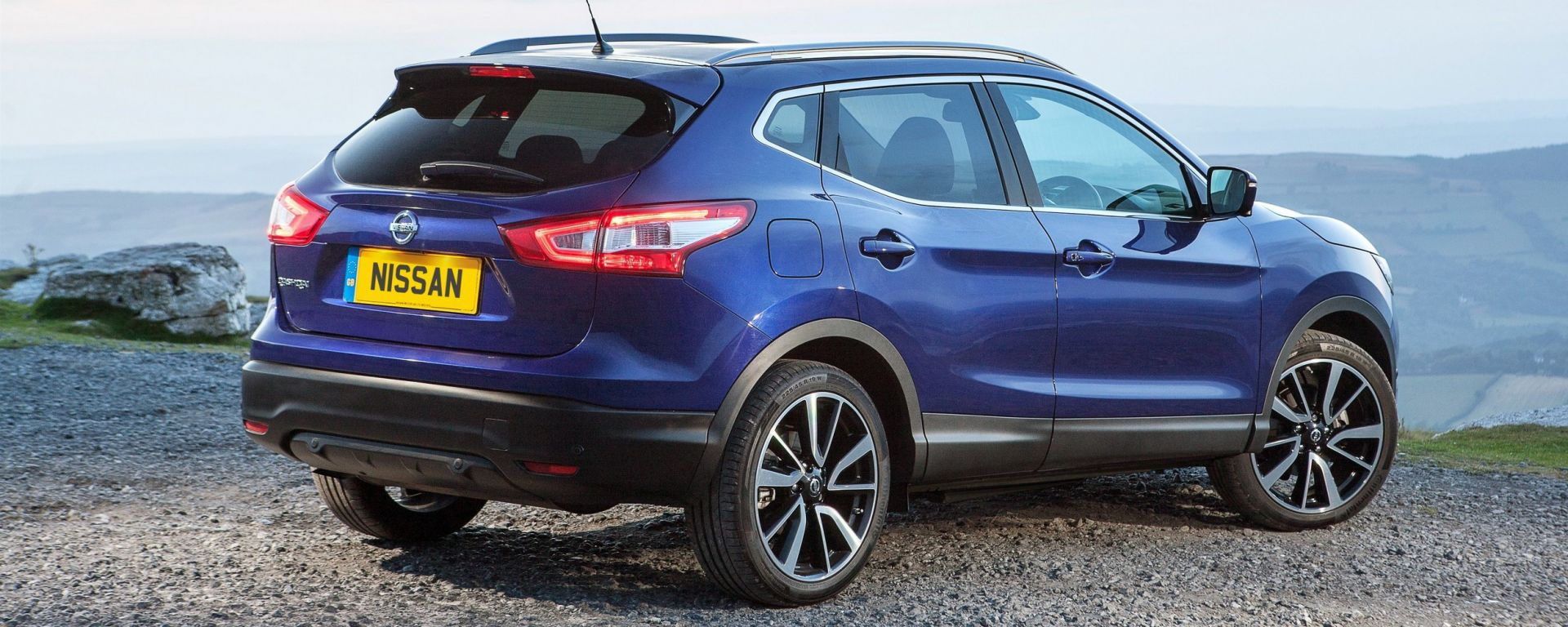 Nissan Qashqai: per BusinessCar è Crossover dell'anno