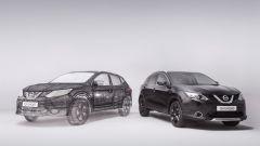 Nissan Qashqai: c'è chi l'ha fatta con la penna 3D (video) - Immagine: 3