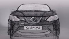 Nissan Qashqai: c'è chi l'ha fatta con la penna 3D (video) - Immagine: 5