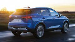 Nuova Nissan Qashqai, quale versione scelgo? Prezzi e versioni - Immagine: 3