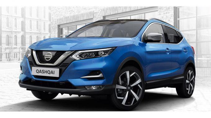 Nissan Qashqai: il futuro è ibrido, ma adesso solo motori a combustione