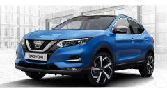 Nissan Qashqai: il modello attuale