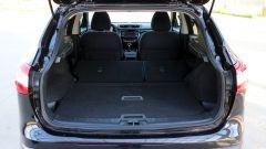 Nissan Qashqai: la capienza massima del bagagliaio è di 1.533 litri