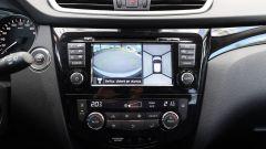 Nissan Qashqai: l'Around View Monitor in funzione