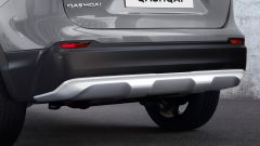 Nissan Qashqai N-Motion START: dettaglio posteriore