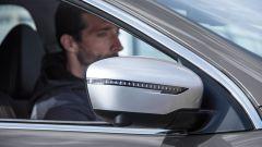 Nissan Qashqai N-Motion START: dettaglio specchietto laterale