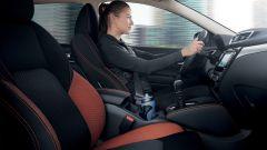 Nissan Qashqai N-Motion START: gli interni