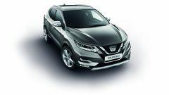 Nissan Qashqai N-Motion START: il frontale