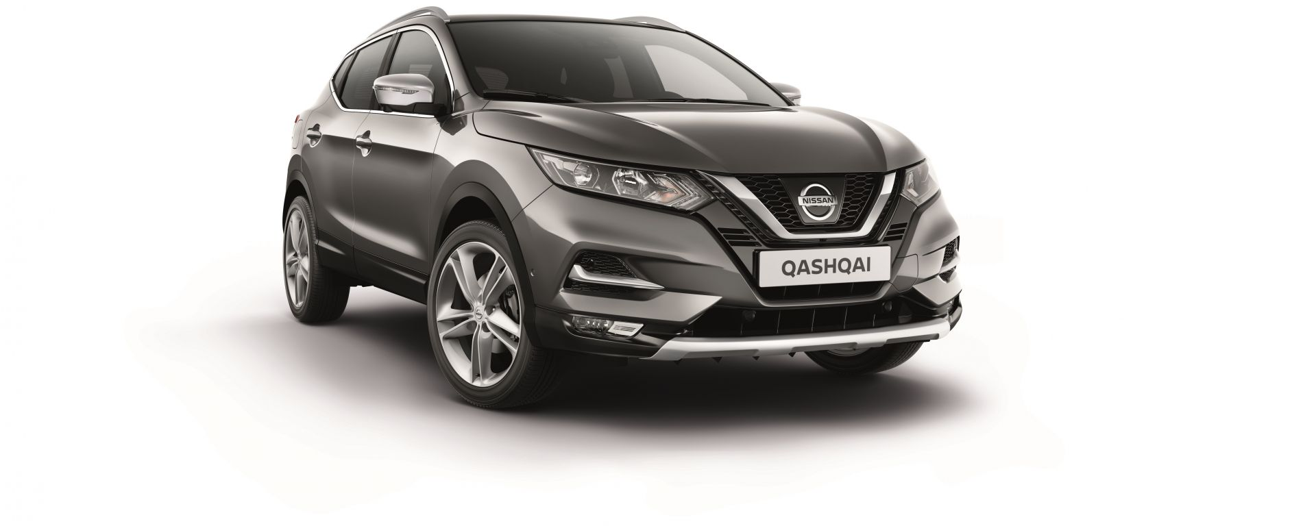 Nissan Qashqai N-Motion START: vista 3/4 anteriore