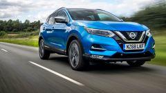 Nissan Qashqai: nuovo 1.5 diesel più potente e performante