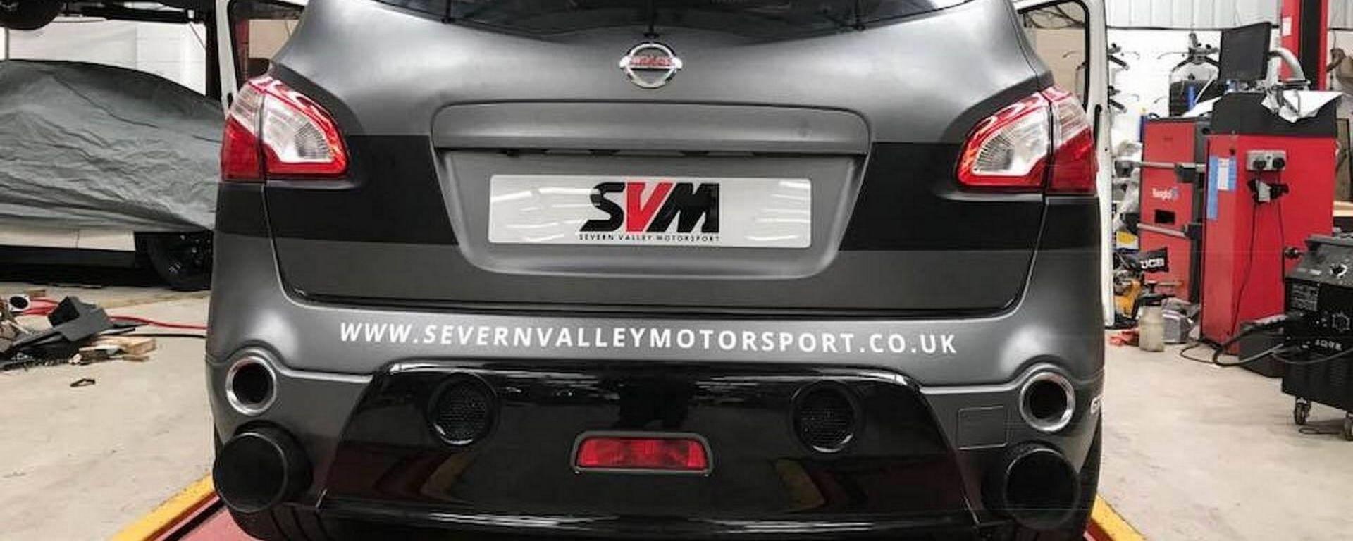 Nissan Qashqai-R by RVM, è suo il titolo di Suv più veloce al mondo