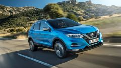Nissan Qashqai: tecnologia ProPILOT su tutta la gamma