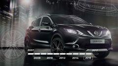 Nissan Qashqai: in regalo 10 anni di garanzia  - Immagine: 1