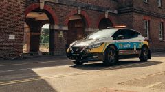 Nissan Re-Leaf: carreggiate allargate e altezza da terra aumentata