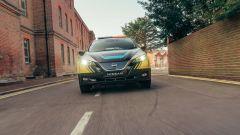 Nissan Re-Leaf: un centro di comando mobile