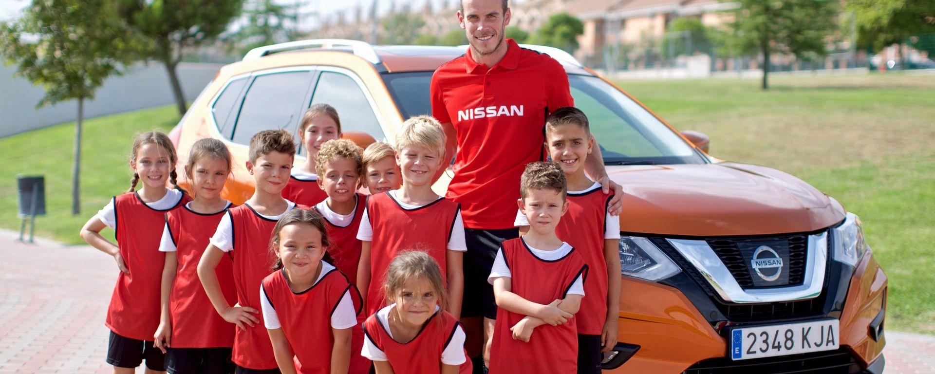 Nissan si (ri)conferma partner della UEFA Champions League