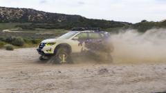 Nissan Rogue Trail Warrior: i suoi cingoli rendono al meglio sulla sabbia e sulla neve