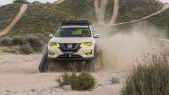 Nissan Rogue Trail Warrior: nonostante i cingoli fa pure i traversi!