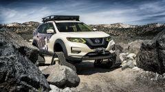 Nissan Rogue Trail Warrior Project: X-Trail mette i cingoli - Immagine: 14