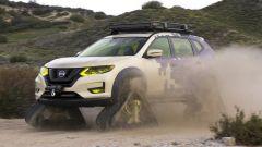 Nissan Rogue Trail Warrior Project: X-Trail mette i cingoli - Immagine: 19