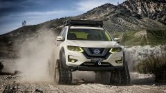 Nissan Rogue Trail Warrior: vista frontale