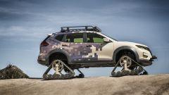 Nissan Rogue Trail Warrior: vista laterale