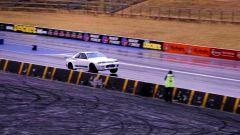 Nissan Skyline GT-R Metro (R32): il record tutto in impennata