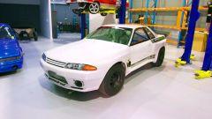 Nissan Skyline GT-R Metro (R32): vista 3/4 anteriore