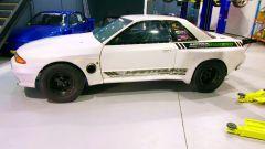 Nissan Skyline GT-R Metro (R32): vista laterale
