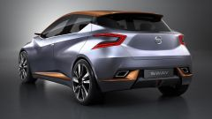 Nissan Sway concept - Immagine: 3