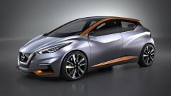 Nissan Sway concept - Immagine: 2