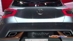 Nissan Sway: il video dallo stand - Immagine: 6