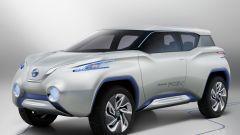 Nissan TeRRA - Immagine: 3