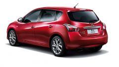 Nissan Tiida 2012 - Immagine: 2