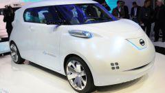 Nissan Townpod concept - Immagine: 4