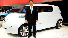 Nissan Townpod concept - Immagine: 3