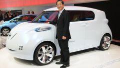 Nissan Townpod concept - Immagine: 2