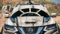 Nissan: la one-off della Rogue che si ispira al Millennium Falcon - Immagine: 5