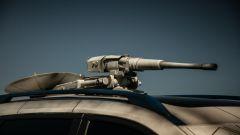 Nissan: la one-off della Rogue che si ispira al Millennium Falcon - Immagine: 8