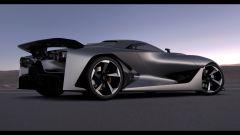 Nissan CONCEPT 2020 Vision Gran Turismo - Immagine: 4