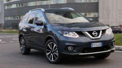 Nissan X-Trail 1.6 DCI 2WD: a fine test consumi per 8 l/100 km