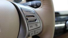 Nissan X-Trail 1.6 DCI 2WD i comandi al volante