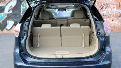 Nissan X-Trail 1.6 DCI 2WD, il bagagliaio è di bagagliaio è di 550 litri