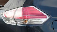 Nissan X-Trail 1.6 DCI 2WD le luci di coda