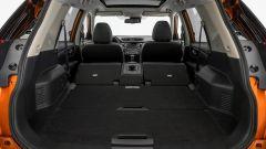 Nissan X-Trail 2017: la capienza sale fino a 1.996 littri