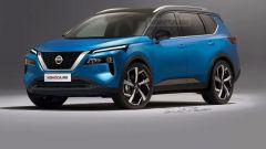 Nuovo Nissan X-Trail 2021: design, esterni, data di lancio